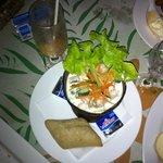 Ika Mata-raw fish with coconut