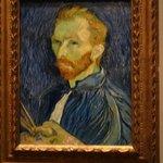 Van Gogh's self portrait - great!!