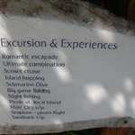 Some of the excursions