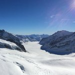 Up on Jungfraujoch - the Top of Europe