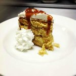 Pear Brown Butter Cake