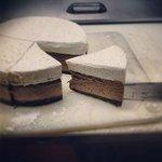 'Hot Chocolate' Cheesecake