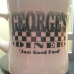 Souvenir coffee mug!