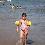 muy segura la playa