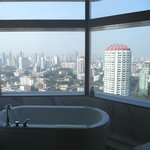 View from the Tub