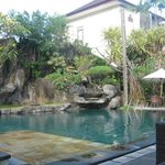 Cottages pool