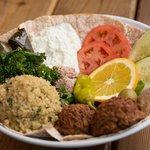 Bilde fra Green Vegetarian Cuisine