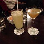 At Harry's New York Bar
