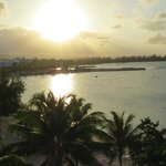 View of sunset from our room - 6316, totally worth the $