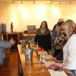 We were fortunate to have our tasting led by Allan, one of the older siblings of the winery.