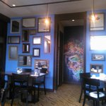 Teo Estiatorio, restaurant griego.