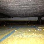 Nasty floor!