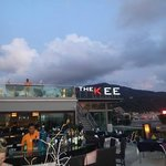 The Kee! Top level of Skybar