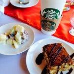 Wow Starbucks ... La Mision made it happen @ Loreto