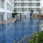 Stor fin pool
