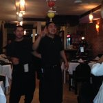 talented waiters