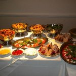 Christmas Party Buffet