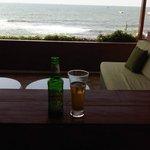 Open Bar view