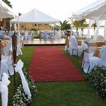 Area de Playa Para Eventos