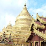 Prototype for all pagodas all over Myanmar