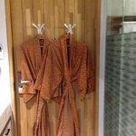 Kimono in your room
