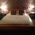 Futon style bed
