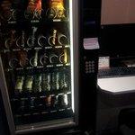 Distributore di bevande e snack (prezzi nella norma)