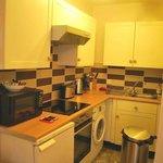 Castletown Studio - Kitchen