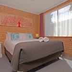 Family unit  main bedroom