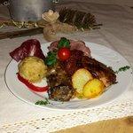 piatto di carni miste