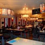 Le restaurant et son bar