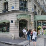 LADUREE,Champs Elysees