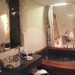 Villa Surga Room 1 bathroom