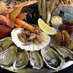 Hummm les plateaux de fruits de mer !