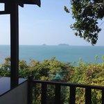vue de la thai house