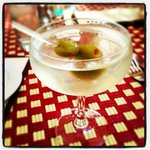 Chopin Martini at the Chateau Marmont by Jeremiah Christopher
