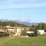 Blick vom Golfplatz Son Vida