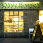 The Olive Branch Restaurant Witney. Serving the best of Lebanese food and freshly prepared Pizza