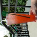 A disappointing Singapore Sling!