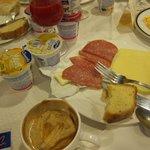 ヴィラ エスペリア・・・朝食風景
