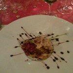 foie gras restaurant gastronomique