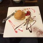 手作りデザート:アップルパイ