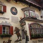 casa caratteristica di Kufstein