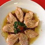 saumon demi-cuit