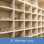 2F Women-only