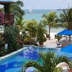 All Caribbean Front Views - Seafront or Seaview Options