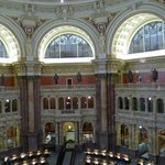 Library of Congress January 2014, Main Reading and research room