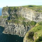 A View from the Cliffs of Moher