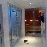 Hammam et sauna
