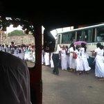 Kandy town- Pelegrins